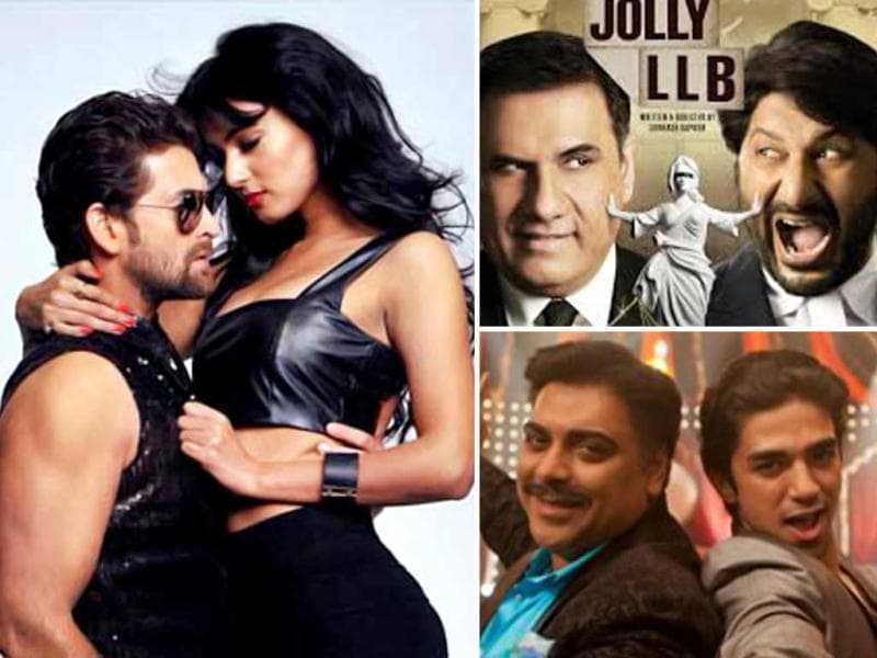 This week Neil Nitin Mukesh's 3G is releasing along with Jolly LLB and Mere Dad Ki Maruti.