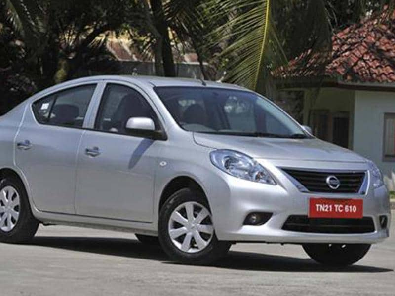 Nissan Sunny Automatic review, test drive