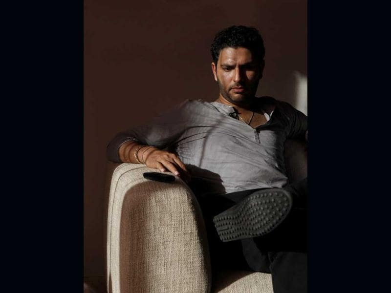 For more on Yuvraj Singh - Watch our exclusive interview video! (Photo by Raj K Raj)