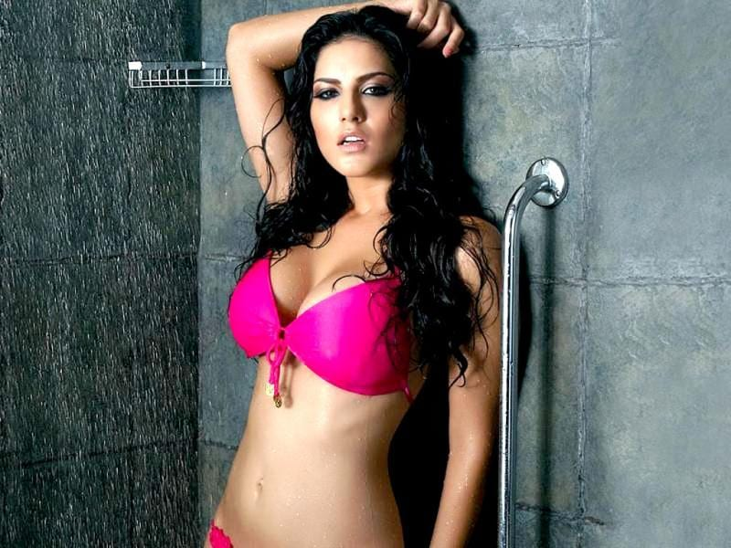 Sunny Leone heated up the screen with her raunchy character and outfits in Jism 2. She looked superhot in the two-piece.