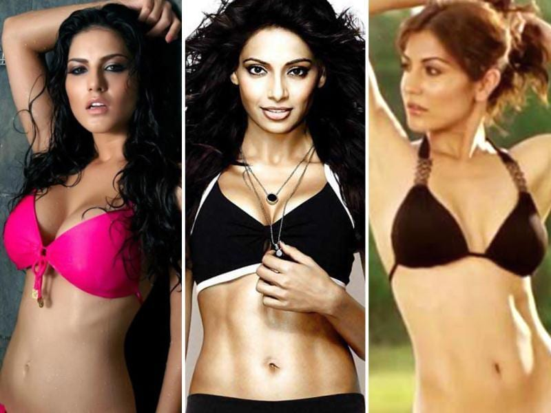 They're sexy and they know it! Bollywood's bold divas have shed their clothes and inhibitions to show off their envious bodies and make a statement. Here's a look at and a tribute to all the the sexy girls who donned the bikini in Bollwood.