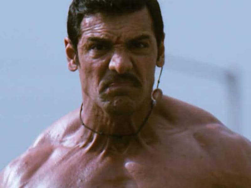 John Abraham is surely getting on the list of Angry Young Man through his role in Shootout At Wadala.