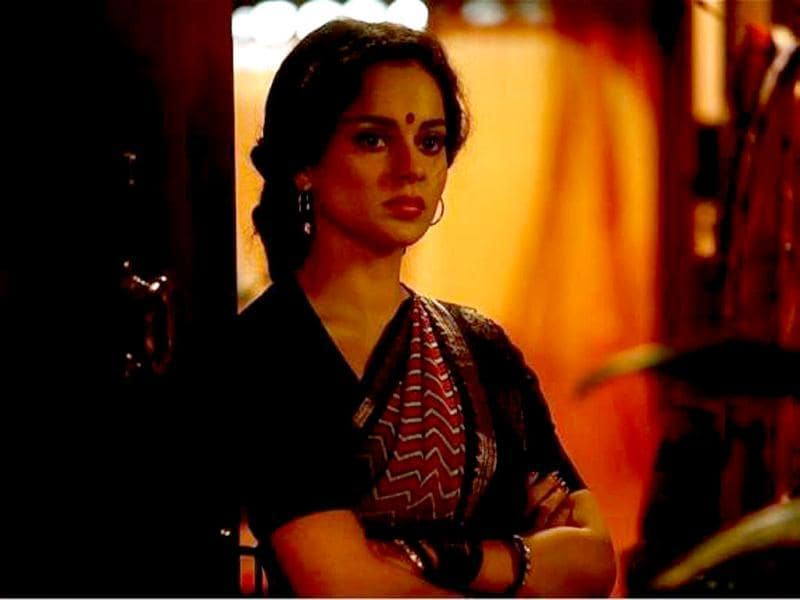 Kangana Ranaut will be seen romancing John Abraham and she is playing Vidya Joshi in the film.