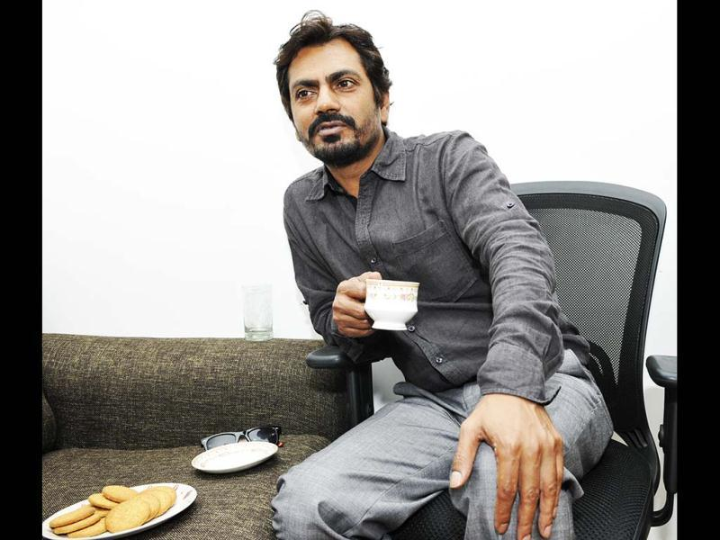 Nawazuddin Siddiqui plays the role of a dead husband who wants to kill her daughter in Aatma. (HT Photo)