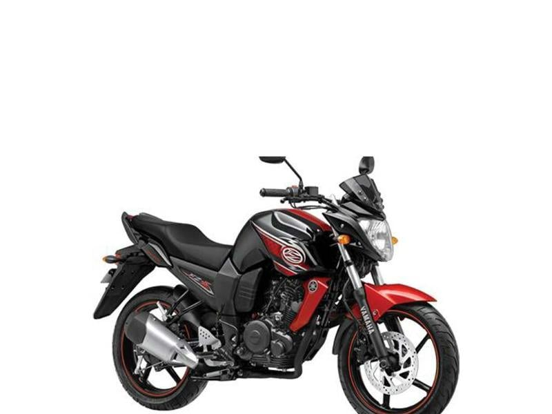 yamaha fazer fz get new colours autos photos hindustan times. Black Bedroom Furniture Sets. Home Design Ideas
