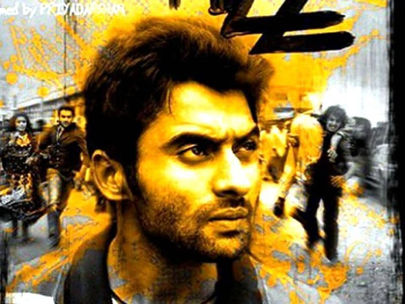 Rangrezz is directed by Priyadarshan starring Jackky Bhagnani, Priya Anand, Rajpal Yadav and Amitosh Nagpal in lead roles. It is a remake of Tamil hit Naadodigal.