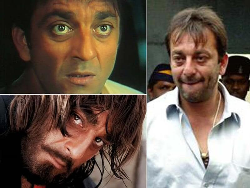 As Sanjay Dutt turns 55 today, we take a look at his Rocky life.