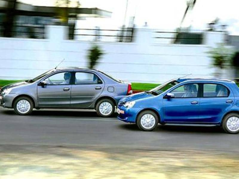 2013 Toyota Etios, Liva facelift review, test drive