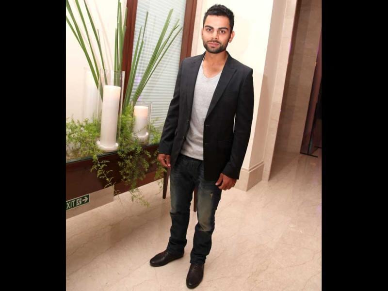 Cricketer Virat Kohli who also won an award, designers David Abraham, Rakesh Thakore, Manish Malhotra, Shantanu Mehra, Rina Dhaka were among those in attendance.