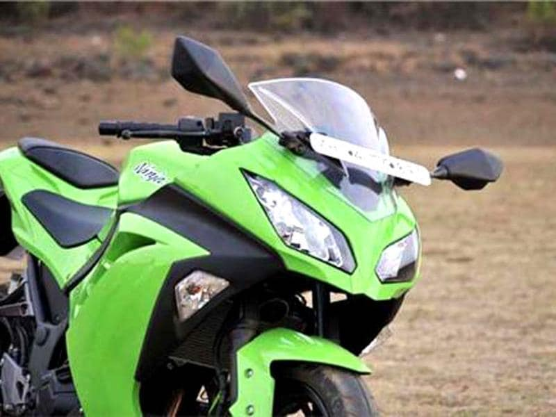 Kawasaki Ninja 300 review, test ride