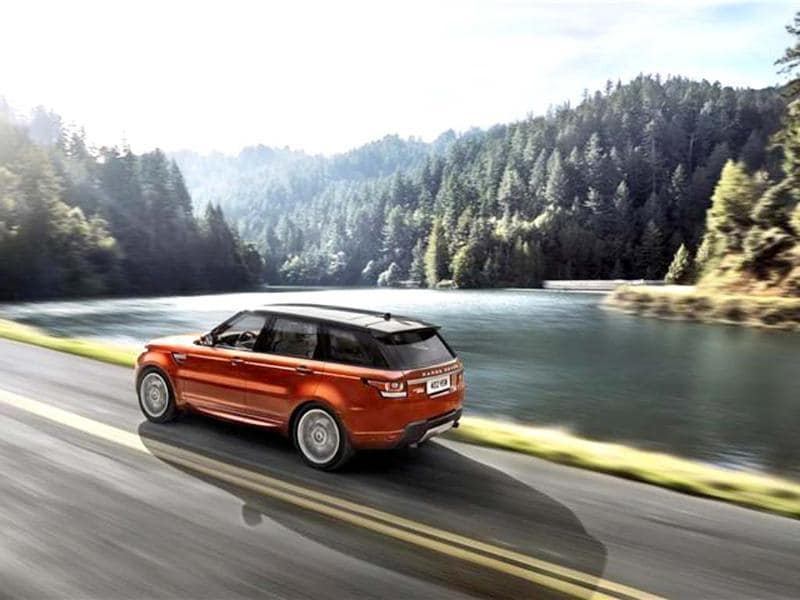 2014 Range Rover Sport photo gallery