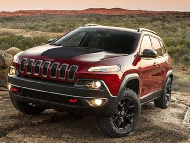 India-bound Jeep Cherokee unveiled