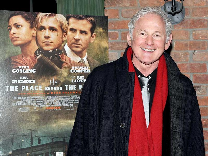 Actor Victor Garber attends the premiere party for Focus Features'