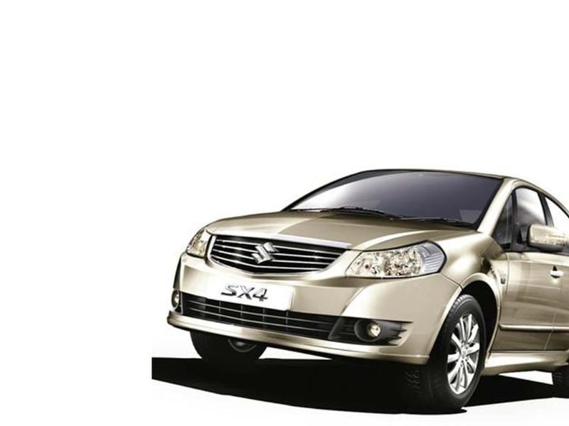 Maruti SX4 facelift launched