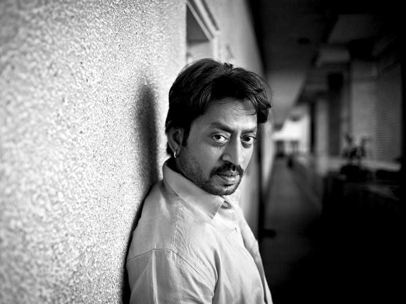 Irrfan only went to Mumbai when filmmaker Govind Nihalani called him to do some plays. (Photo Credit: Natasha Hemrajani)