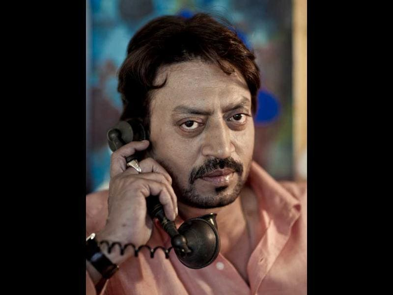 For nearly a month, Irrfan was just running day and night for his role in Paan Singh Tomar (Photo Credit: Natasha Hemrajani)