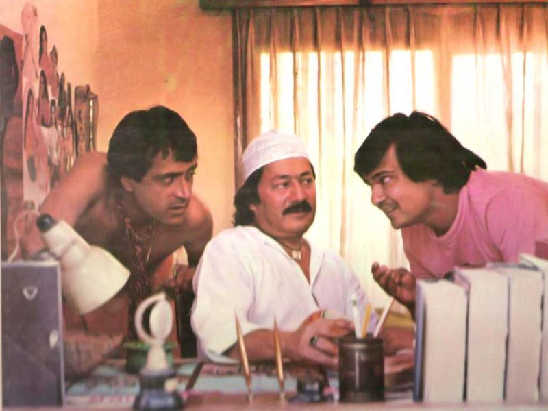 A still from Chashme Buddoor.