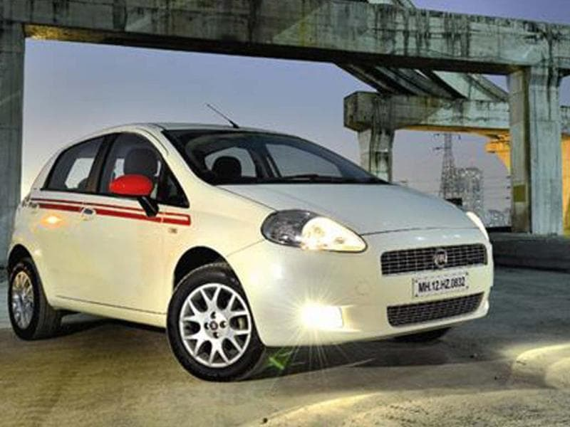 Fiat Punto (First Report)