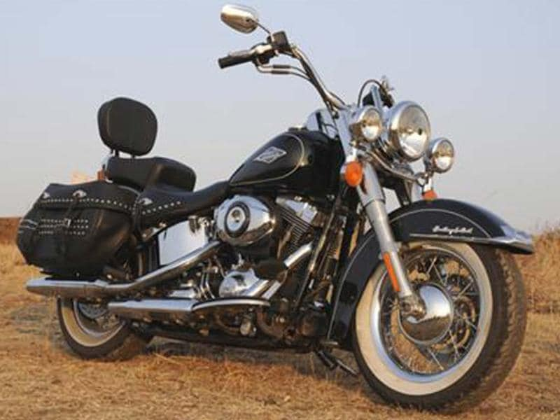 Harley-Davidson Fat Boy Special and Heritage Softail Classic, test ride, review