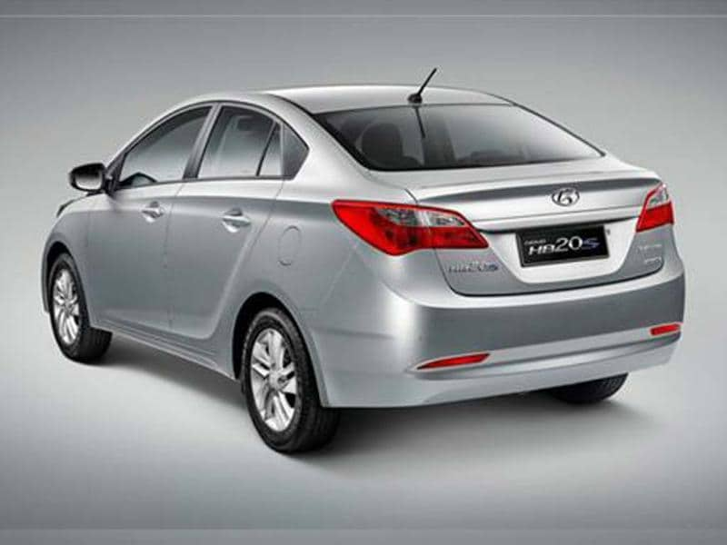 Hyundai HB20S not coming to India