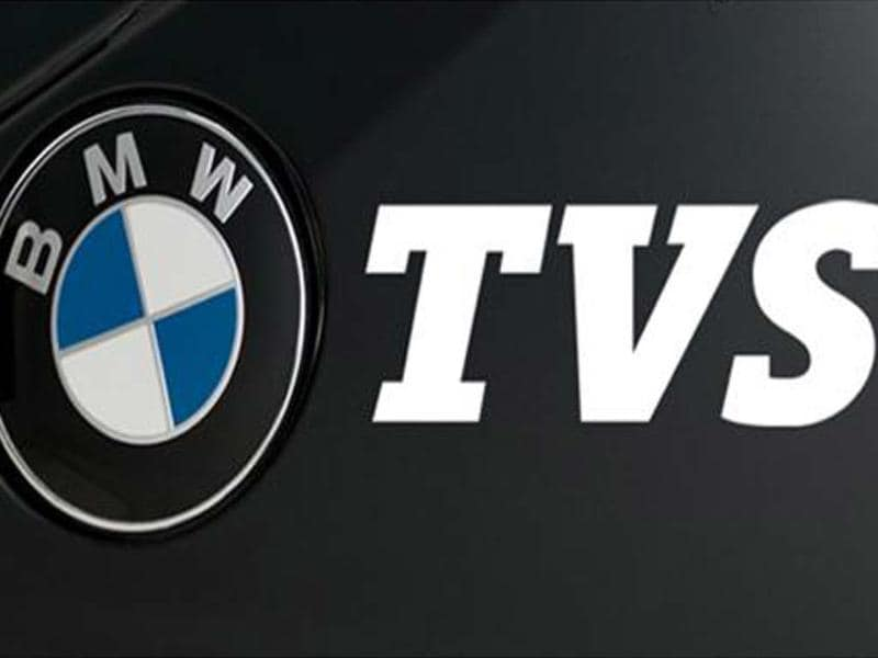 TVS and BMW join hands