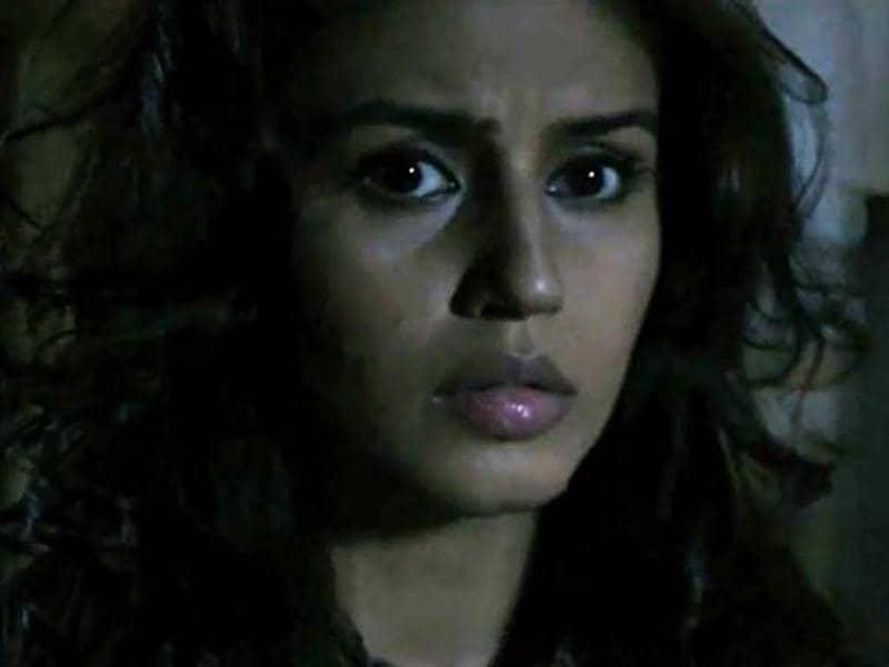 Kannan Iyer, director of the film says that wicthes are the main supernatural element of the film. Huma Qureshi in a still from Ek Thi Daayan.