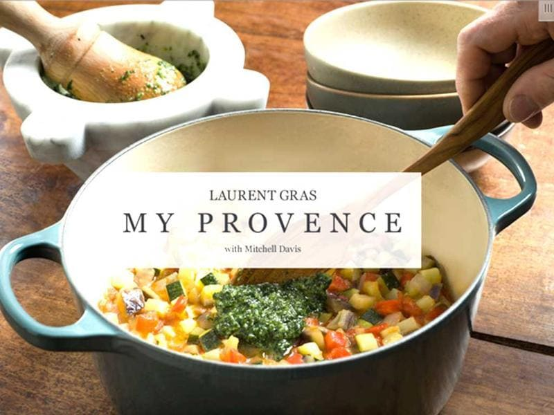 My Provence by Laurent Gras