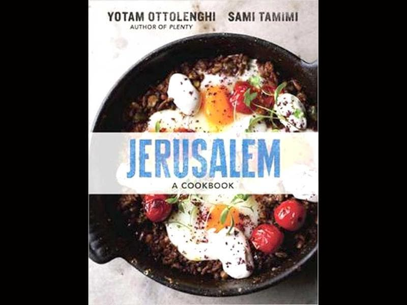 Jerusalem: A Cookbook by Yotam Ottolenghi, Sami Tamimi