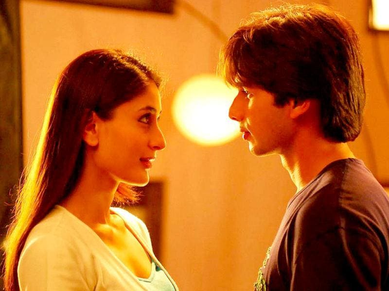Kareena Kapoor and Shahid Kapoor's last film together was Jab We Met which released after the two separated. They started dating on the sets of Fida in 2004 and parted ways in 2007.