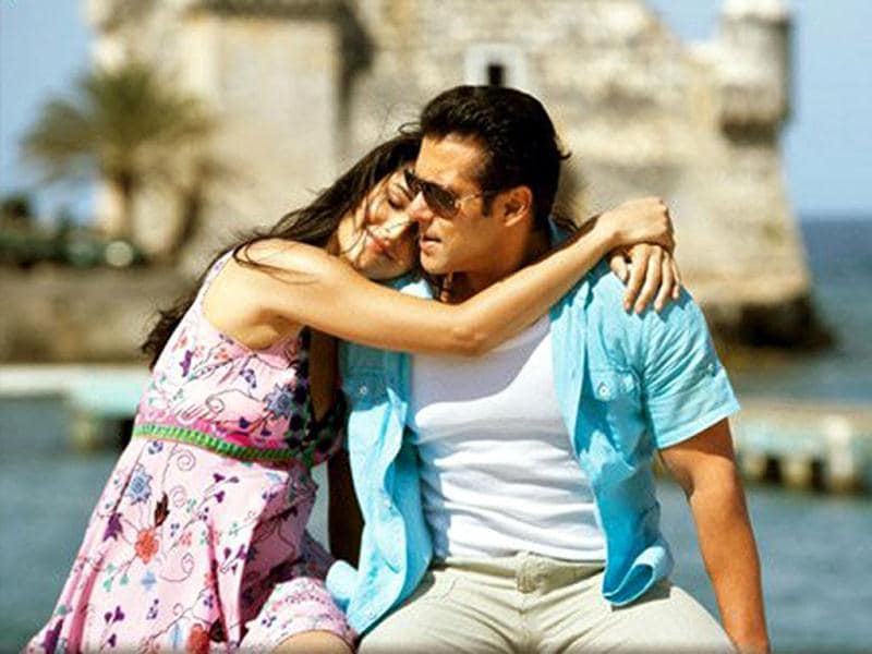 Katrina Kaif and Salman Khan too appeared after their break up in Kabir Khan's Ek Tha Tiger in 2012. The two were in a serious relationship for several years which ended in 2010.