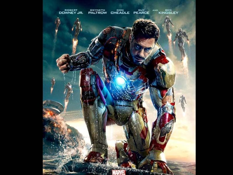 Iron Man 3 Plot Synopsis: When Tony Stark's world is torn apart by a formiddable terrorist called the Mandarin (Ben Kingsley), Stark starts an odyssey of rebuilding and retribution.