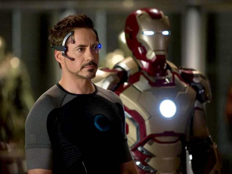 Robert Downey Jr. will play Tony Stark aka Iron Man for the fourth time in Iron Man 3.