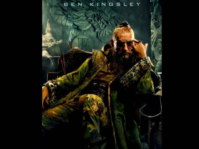 Iron Man's newest foe this time will be The Mandarin, played by none other than Ben Kingsley.