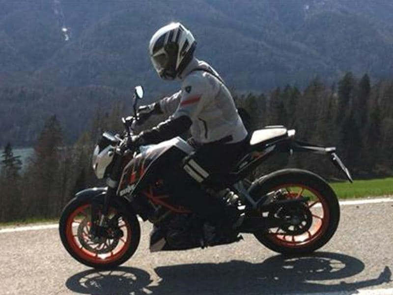 KTM 390 Duke review, test ride