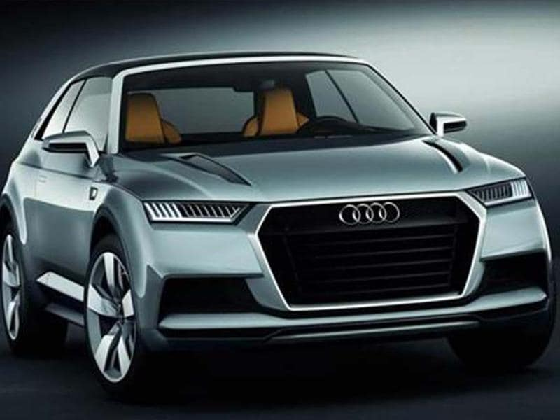 The carmaker could look at building on its SUV line-up with the addition of a large new luxury model above the Q7, likely to be badged the Q8.