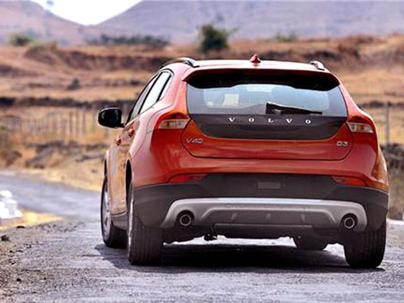 Volvo V40 Cross Country review, test drive and video