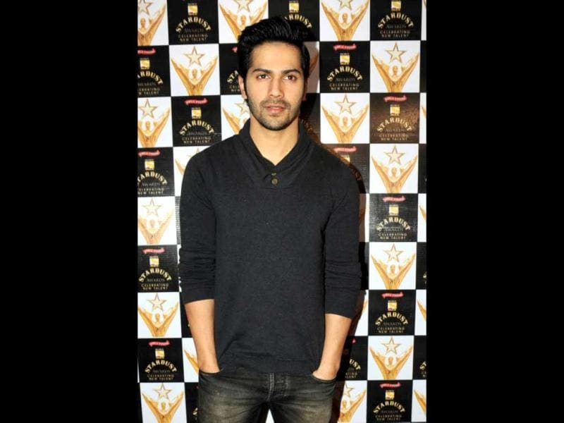 His killer looks blended with his charming personality makes Varun Dhawan one of the most desirable men in Bollywood. (AFP Photo)