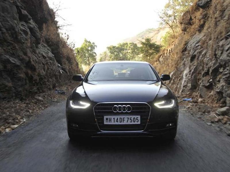 Audi A4 Great indian quattro drive