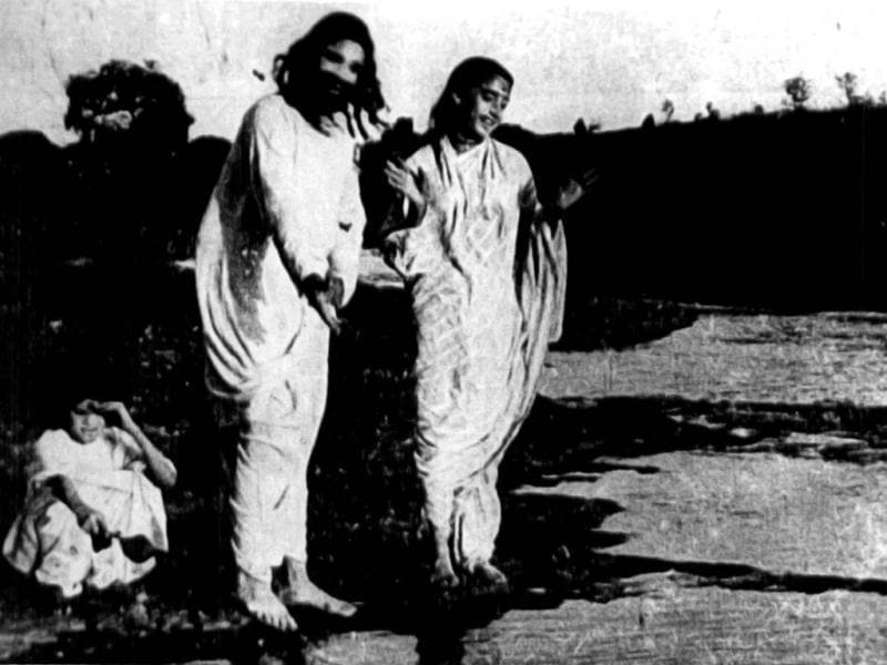 A still from the first feature film of India, Dadasaheb Phalke's Raja Harishchandra (1913). Dadasaheb needs no introduction. He was the expert of silent cinema and introduced India to the art of cinematic experience. Take a pictorial tour through Dadasaheb Phalke's life and films. (Images courtesy: The Silent Film, a book on Dadasaheb)