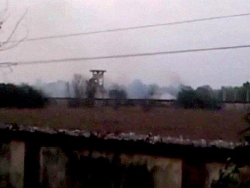 Fire breaks out at DRDO's Chandipur complex, no casualties