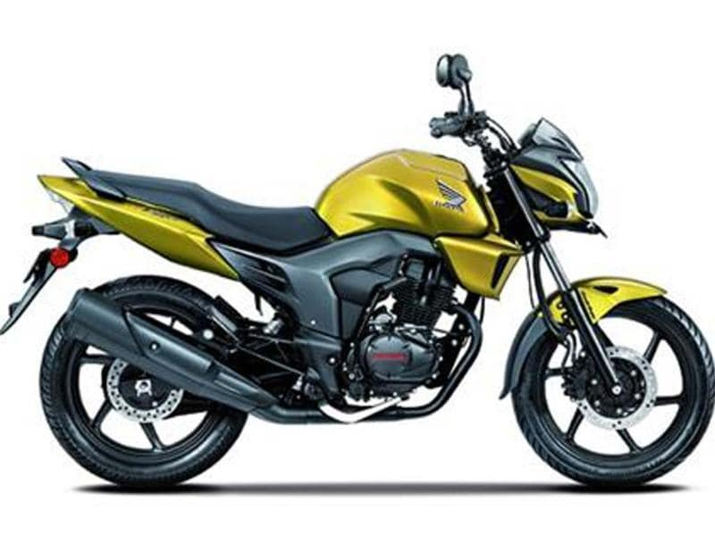 Honda's premium 150cc bike CB Trigger enters showrooms this May.