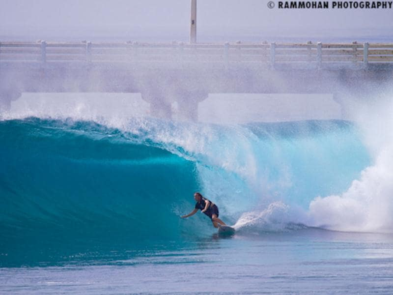 The best waves are found in the Andamans (Photo: Rammohan Paranjape)