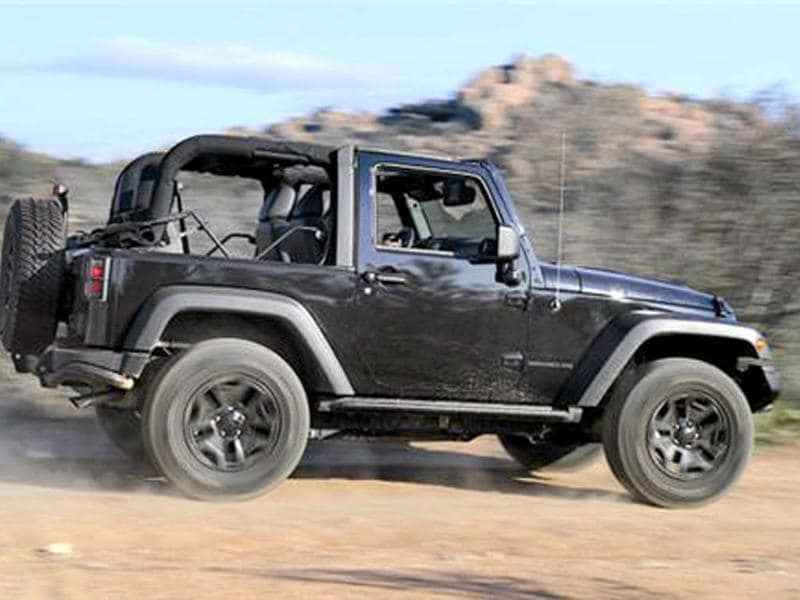 Jeep Wrangler review, test drive