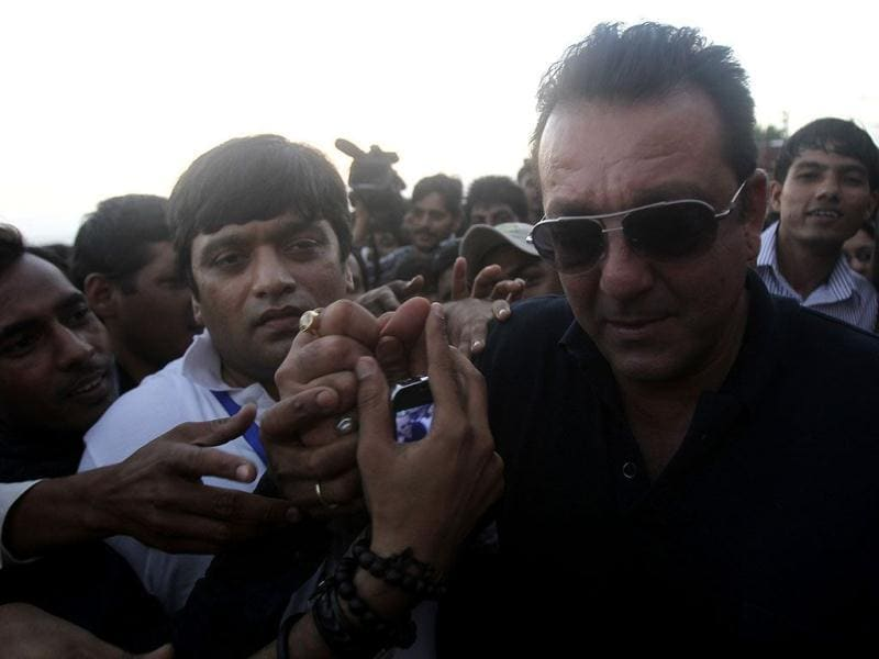 Sanjay Dutt recently helped cancer patients via his NGO Nargis Dutt Memorial Charitable Trust. This comes just before the actor is scheduled to surrender before police in connection with his sentence over possession of illegal arms.