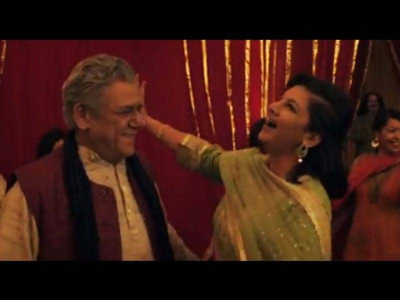 Critically acclaimed actors Shabana Azmi and Om Puri will also be seen in the film.
