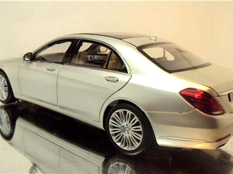 New Mercedes S-Class revealed
