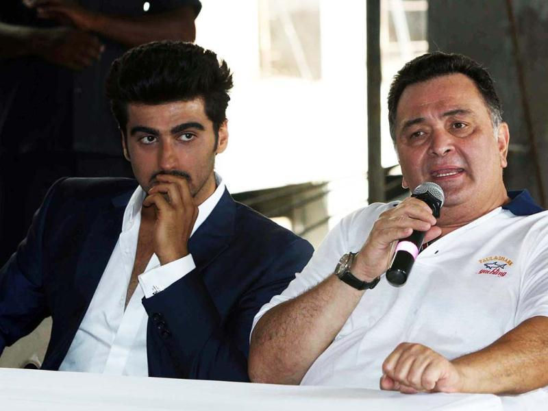 Aurangzeb (2013) can be counted as another milestone in the second Bollywood innings of Rishi Kapoor. Rishi Kapoor essayed a villainous role with finnesse in the film where he is the uncle of the protagonist Arjun Kapoor.