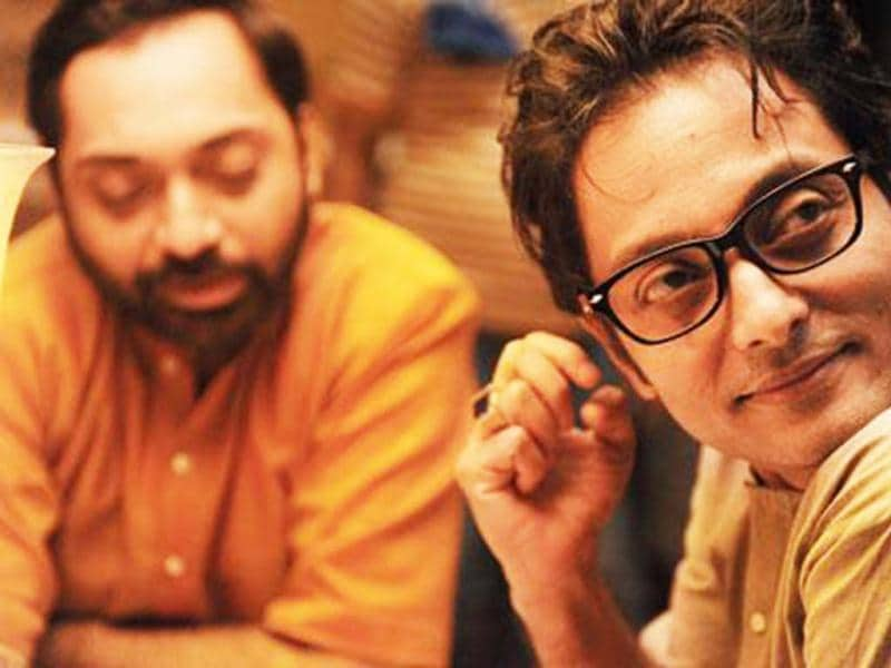 Rituparno directed Sunglass in 2012. The Madhavan, Konkana Sen Sharma-starrer is yet to release. Satyanweshi - based on the sleuth Byomkesh Bakshi - is his swan song. Director-writer Sujoy Ghosh plays the eponymous detective in the film. (Photo courtesy: Facebook/Satyanweshi)