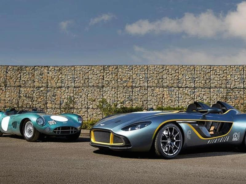 Aston Martin CC100 concept photo gallery
