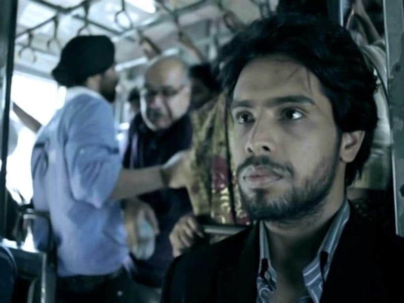 Actor Hemwant Tiwary plays the lead role in Zindagi Bahut Khoobsurat Hai. The character is an intense looking, negative one who changes in the course of the 20-minute-film.
